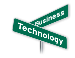IS is at the intersection of Business and Technology