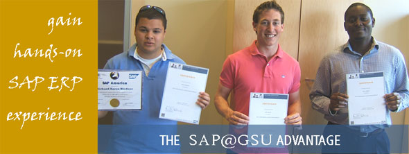The SAP Advantage at Georgia Southern | Enterprise Systems and