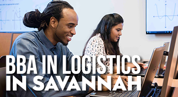 Logistics degree in savannah