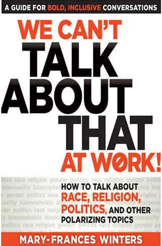 We Can't Talk About That at Work book cover